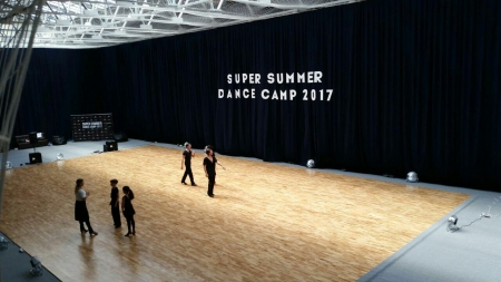 SUPER SUMMER DANCE CAMP 2017