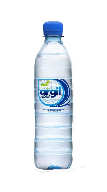 В-Вода 0,5л, АгрилАква газ.