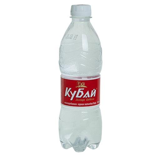 В-Вода 0,5л Кубай, б/г