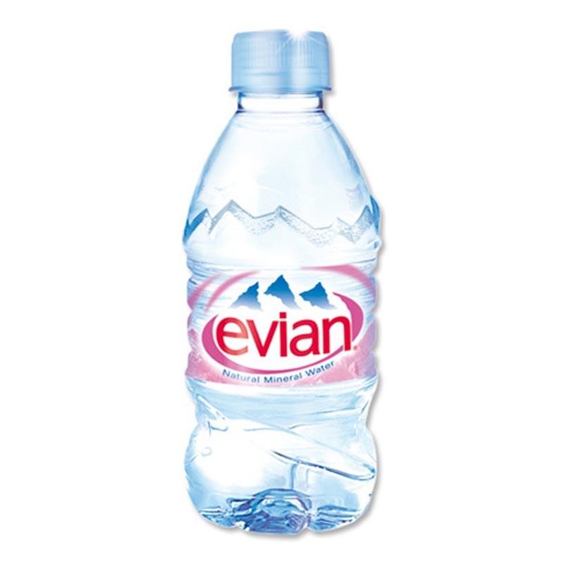 В-Вода 0,33 л Evian,пэт