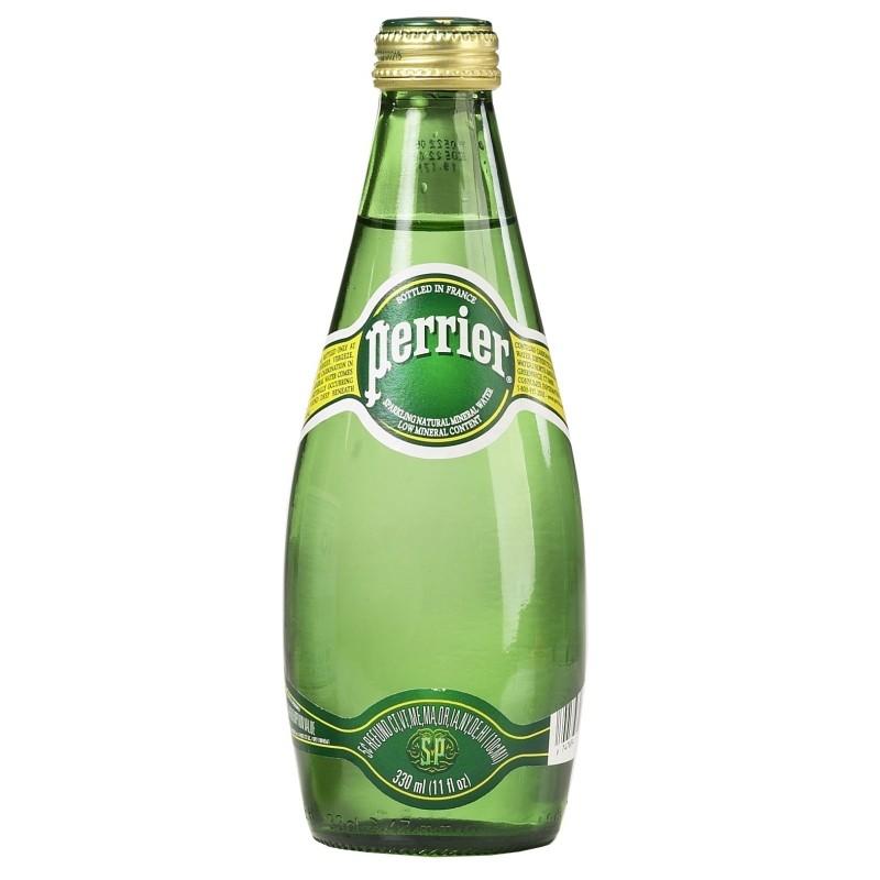 В-Вода 0,33 л Perrier, стекло