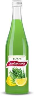 В-Напиток 0,5л, Аромат Тархуна, газ., стекло