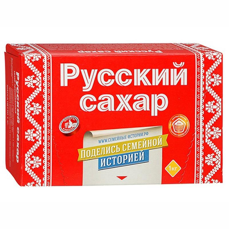 Б-Сахар Рафинад Русский, куск., 1кг