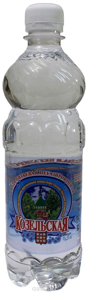 В-Вода 0,5л, Козельская питьевая