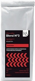 Б-Кофе Elemento Office Coffee Blend №3 1000г, зерно