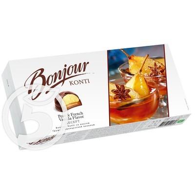 Десерт Бонжур вкус груша с франц.ванилью 232 г