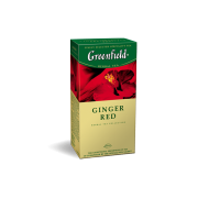 Б-Чай Гринфилд Ginger Red, красн.,25п.*2г